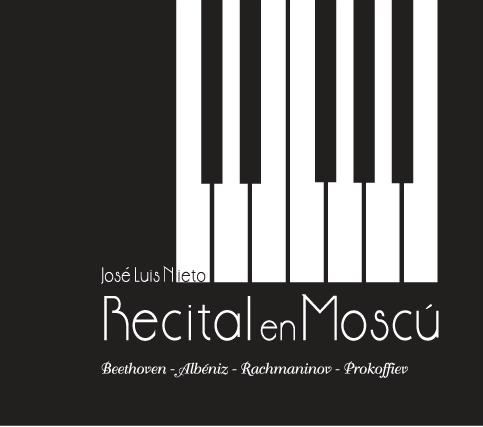 Recital en Moscú